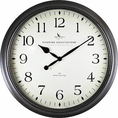 """20"""" Avery Whisper Wall Clock FirsTime Free Shipping High Quality"""