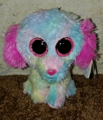 NWT Ty Lovesy dog beanie boo Justice exclusive