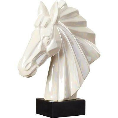 Ceramic Horse Bust Wade Logan Free Shipping High Quality