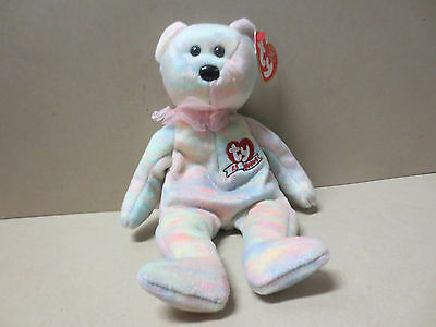 TY Beanie Babies Collection- Celebrate- With Hang & Tush tags