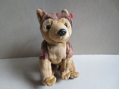 TY Beanie Babies Collection- Courage- With Hang & Tush tags