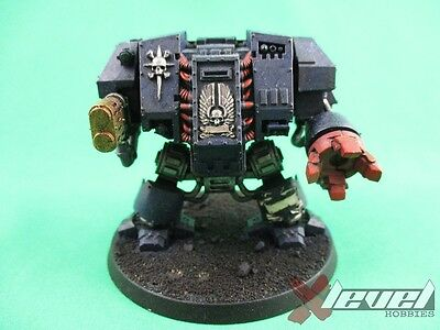 Dreadnought [x1] Space Marines [Warhammer 40,000] Partial Painted