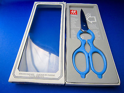 J.A. HENCKELS Vintage Kitchen Shears Made In Solingen Germany In Mint Condition
