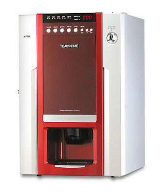 Instant coffee machine (mini vending machine) DG-808F3M