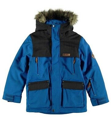 No Fear Boys Ski Jacket - Size 13 & Matching Ski Gloves (BNWT)