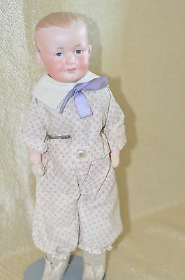 "Antique 13""in. Armand Marseille #600 Character Doll"
