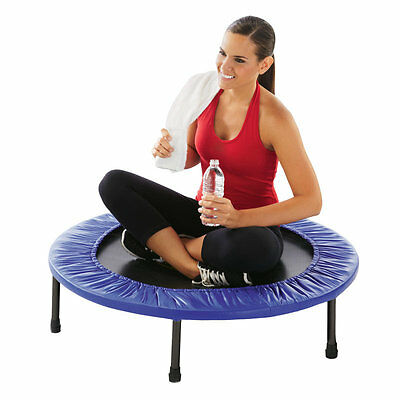 """40"""" Mini Trampoline Pure Fitness Free Shipping High Quality"""