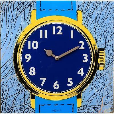 """Watch One 16.93"""" Clock dCOR design Free Shipping High Quality"""