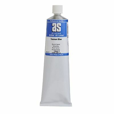 Art Spectrum Artists' Oil Colour : Tasman Blue 40ml series 3