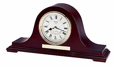 Annette II Mantel Clock Bulova Free Shipping High Quality