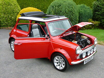 2001 51 Reg MIni Cooper Sport On Just 10600 Miles From New