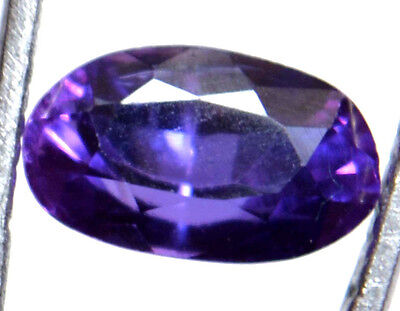 """3.20 Ct Natural Blue Sapphire Color Change """"GGL Certified"""" Oval Cut Gem Stone"""