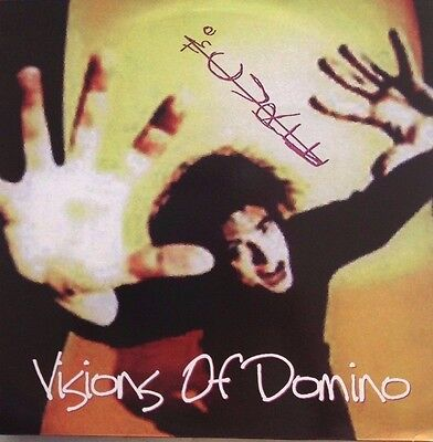 The Cure ‎– Visions Of Domino - Limited Edition Vinyl LP - New