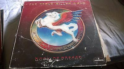 Steve Miller Band - Book of Dreams- Vinyl Album 1977 LP
