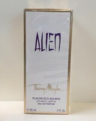 alien eau de parfum edp thierry mugler 100ml ricarica. Black Bedroom Furniture Sets. Home Design Ideas