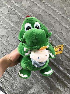Legoland Dragon Limited Edition Birthday Cupcake Teddy