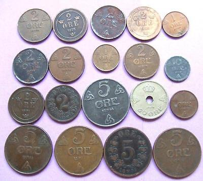 Norway - 19 coins................Ju193