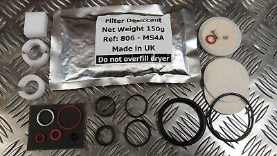 Land Rover Discovery 3 4 Range Rover Sport Hitachi Compressor Repair Kit