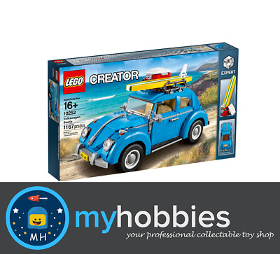 LEGO 10252 Creator Volkswagen Beetle Brand New and Sealed Or Pickup Immediately