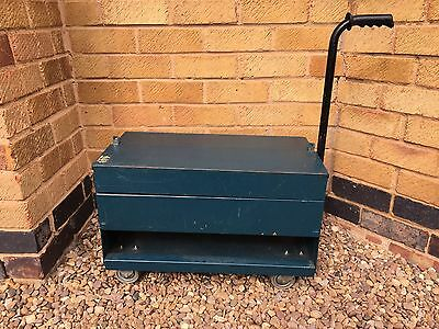 Cantilever Toolbox On Wheels Tool Storage