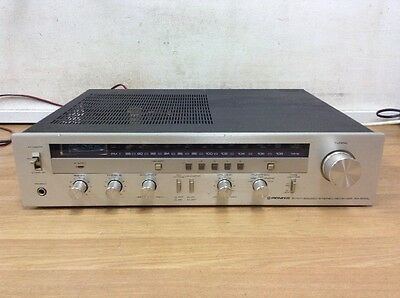 Vintage Pioneer SX-600L Synthesized Stereo Receiver Amplifier AM/FM(1980-82)