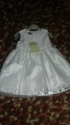 baby girls party dress 9-12 months