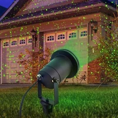 Indoor and Outdoor Garden Laser Light with Remote Control BZB Goods (NEW)