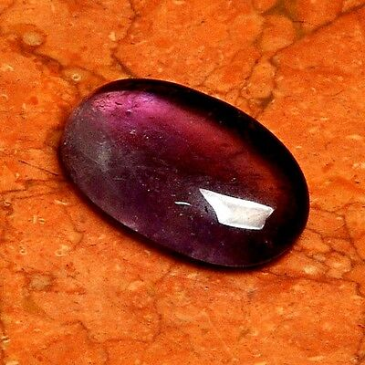27 Cts Amethyst Loose Oval Shape Natural Gemstone Cabochon AUG151
