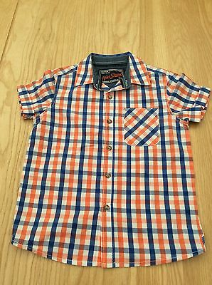 Boys Next short sleebed shirt age 6 years