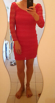 Robe rouge taille 38/40