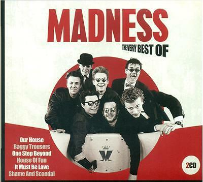 "2CD MADNESS ""THE BEST OF"". Neuf et scellé"