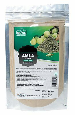 Herbal Pure & Natural Powder 100GM  AMLA / NEEM / BHRINGRAJ / TRIPHAL