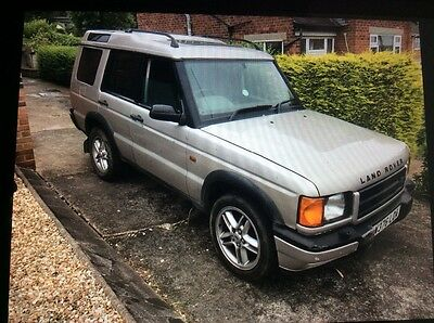 LandRover Discovery td5 12 months mot no reserve