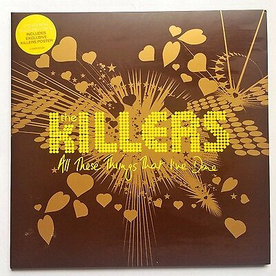 "The Killers / All These Things I've Done / 7"" Limited Edition Vinyl / Near Mint"