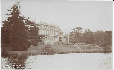 postcard of Caversham Park, Berkshire