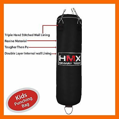 Kids Punching Bag Boxing Play Exercise Outdoor Equipment Sport Kick Box Sparring