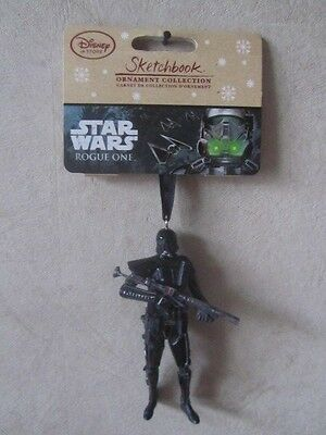 Décoration Sketchbook 2016 - IMPERIAL DEATH TROOPER  - STAR WARS ROGUE ONE