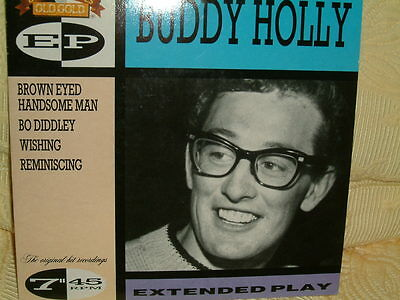 Buddy Holly, Original Recordings , Ep Record