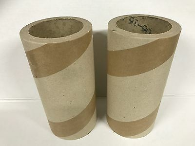 Heavy Duty Cardboard Tubes X 2 Shipping Art Craft etc.