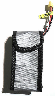 Turnigy LiPo fire safety Charge bag Pouch for individual battery