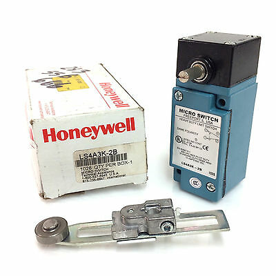 Heavy Duty Limit Switch LS4A3K-2B Honeywell LS4A3K2B