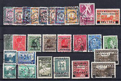 Yugoslavia  - From old Collection Lots   - K3452