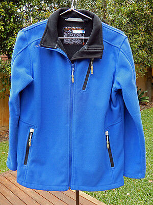 Snowgum Boys' Blue Size 14 Jacket