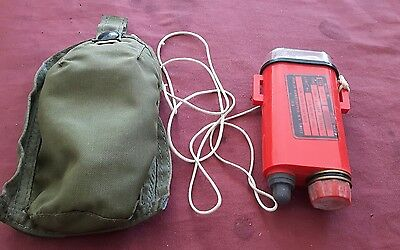 Collectable U.S. Army Light Marker Distress SDU-5/E with Pouch