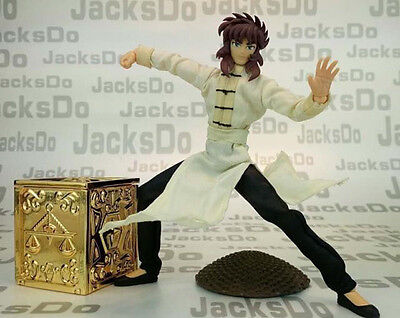 Jacksdo Saint Seiya Myth Cloth The Lost Canvas Libra Dohko Plain Casual Figure