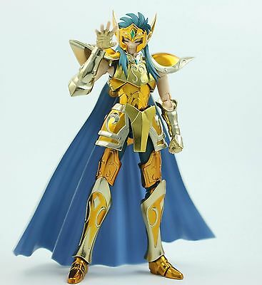 Metal Club ST Saint Seiya Myth Cloth Ex Aquarius Camus Action Figure