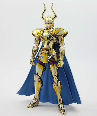 S Temple St Metal Club Myth Cloth Ex Gold Saint Seiya Capricorn shura Figure