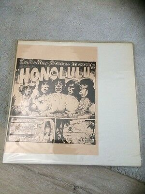 Lp 33Tours Vinyle The Rolling Stones In Exotic Honolulu