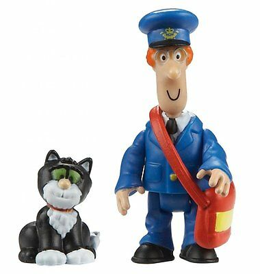 Postman Pat & Jess The Cat Twin Figure Pack 2 Figures Toy Age 3+
