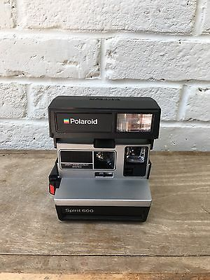 Genuine Impossible Project Polaroid Spirit 600 Instant Camera. Fully Refurbished